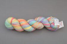 Miss Babs RAINBOW Yummy Sock Yarn - Hand Painted 2-Ply Superwash Merino Wool