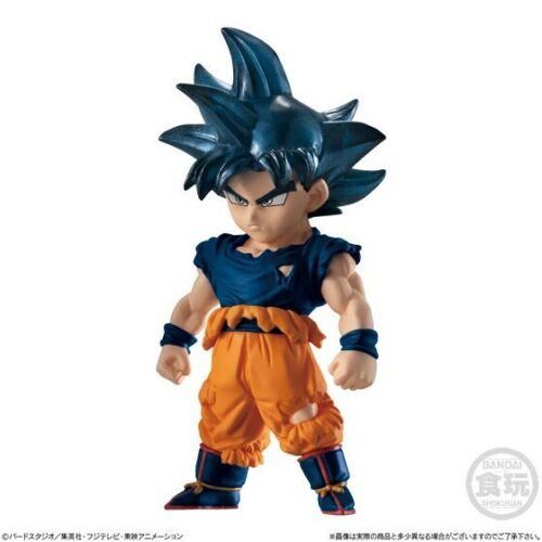 Bandai Dragon Ball Z Super Adverge 11 Ultra Instinct Omen Goku NEW Japan Import