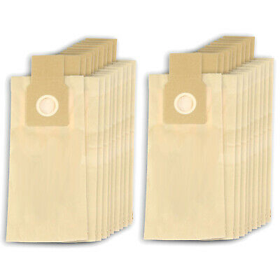 Strong Durable Paper Dust Bags For Panasonic U-2E U20E Vacuum Cleaners 10PK