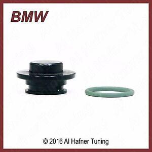 Details about BMW fuel pressure regulator block off plate 023 16 900 004