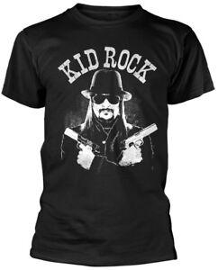 Kid Rock 'Crossed Guns' T-Shirt - NEW & OFFICIAL!