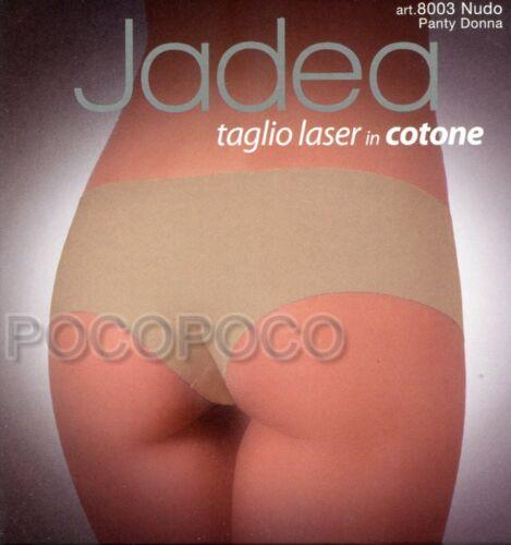 8003 PANTY INVISIBILE DONNA COTONE ELASTICO JADEA ART