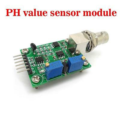 1pcs Liquid PH Value Detection detect Sensor Module Monitoring Control NEW