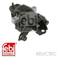 Engine Mounting Left FEBI For SEAT SKODA VW AUDI Cordoba Ibiza III 6R0199555