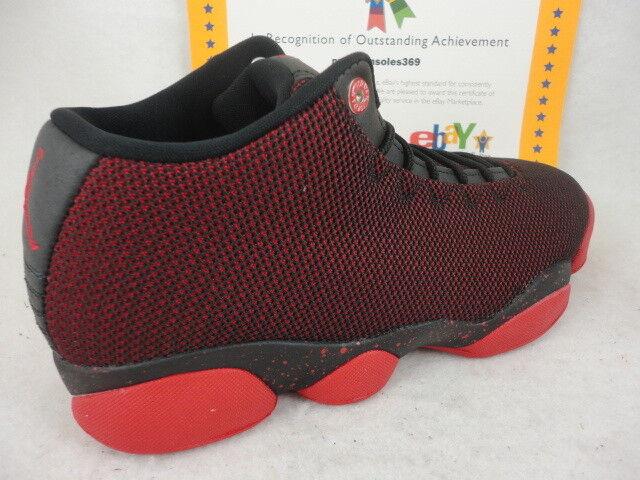 Nike Jordan Horizon Red Low, Black / Gym Red Horizon / White, 845098 001, Sz 11 9245c4