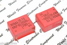 2pcs-WIMA MKP10 0.15uF (0,15µF) 2000V 5% PCM:27.5mm Capacitor MKP1U031506F00JSSD
