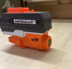 Nerf-Modulus-Under-Barrel-Laser-Grip-Tactical-Attachment-Green-Wall-Dot
