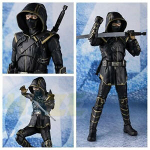 S-H-Figuarts-Avengers-Endgame-Ronin-Hawkeye-Action-Figure-PVC-Toy-15cm-New