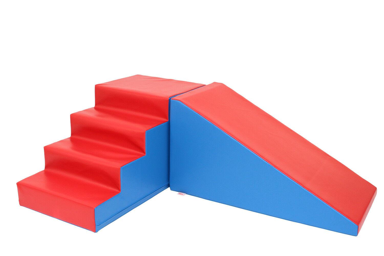 Soft Play Equipment Step & Slide   Quality Soft Play Equipment, Play Shapes   UK