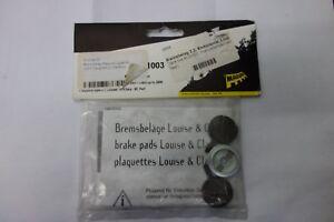 MTB Brake Pads Magura Louise Clara 2000 1 Tab Performance 2.1 Endurance 2.2 99