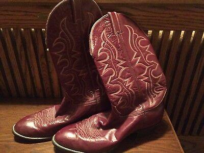 Hondo Men's Cowboy Boots Men's Shoes Boots