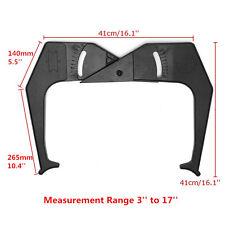 New 1Pcs Car Auto Wheel Rim Balance Caliper Tyre Balancer Width Measurement Tool