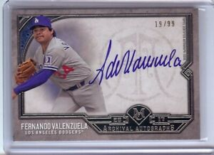 Fernando-Valenzuela-2017-Topps-Museum-Archival-Autograph-Auto-Dodgers-FV-17-99