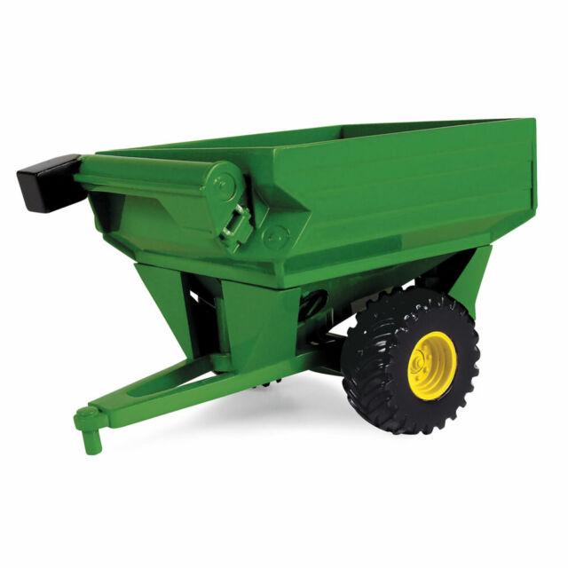 Tomy Collect-N-Play 1:32 Scale John Deere Mini Grain Cart