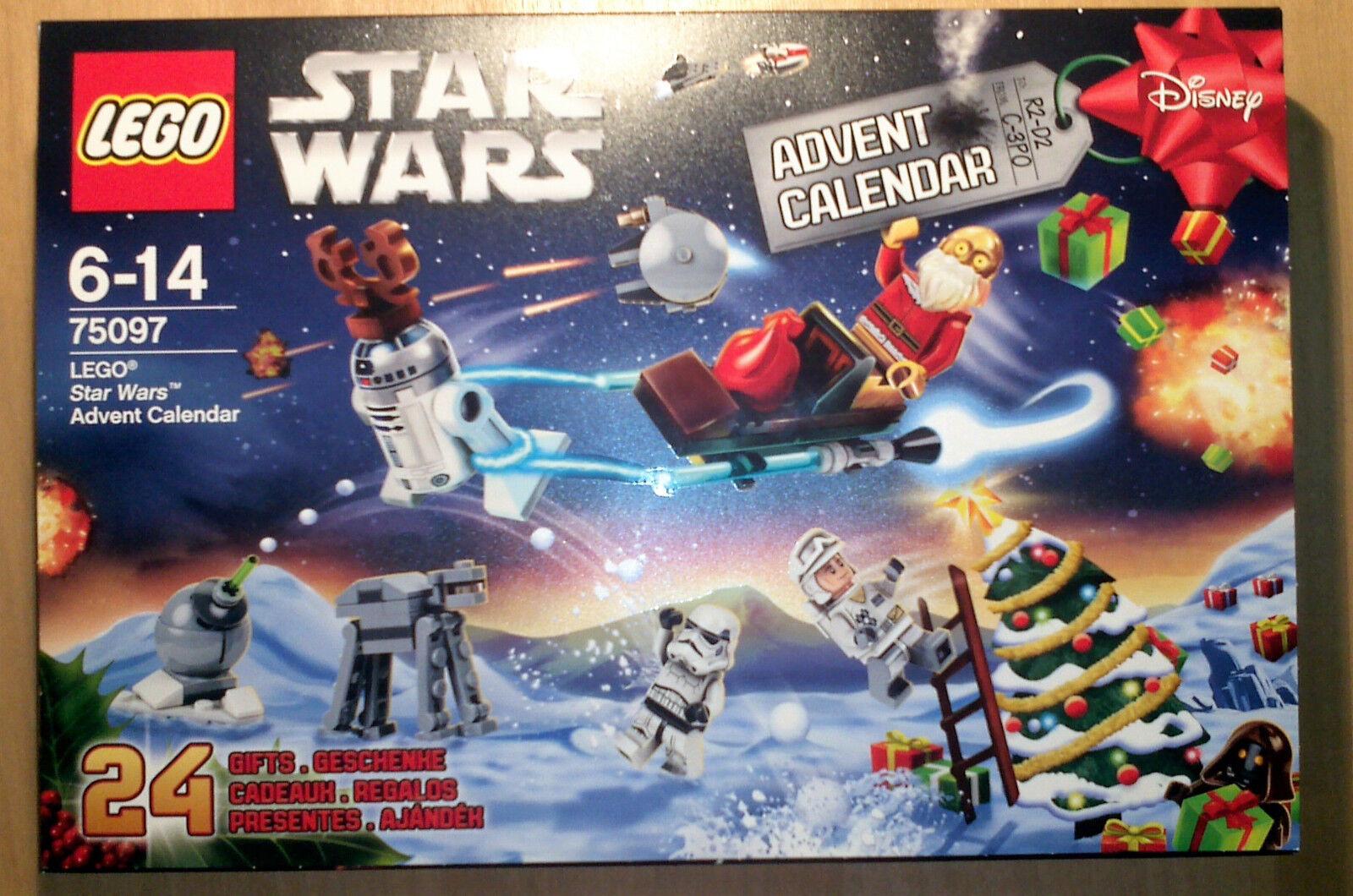 LEGO® Star Wars™ 75097 calendario dell'avvento  NUOVO-SIGILLATO