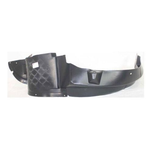 06-11 Chevy HHR Wagon Front Splash Shield Inner Fender Liner Panel Driver Side