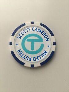 Scotty Ball Marker Poker Chip