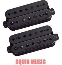 Seymour Duncan Pegasus & SENTIENT 7 String Humbucker Sized Black Pickup Set