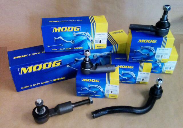 Moog Top Quality Track Tie Rod End Nissan Almera N15 95 - 00 Almera Tino 00 - 05