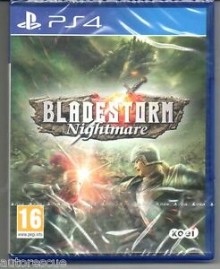 BLADESTORM-NIGHTMARE-034-NUOVO-amp-Sealed-039-PS4-quattro