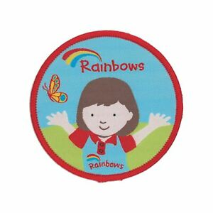 Olivia-Woven-Badge-Girl-Guides-Rainbow-NEW-Updated-Official