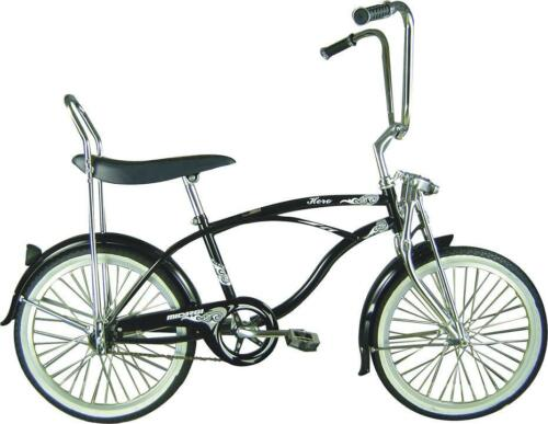 "20/"" Beach Cruiser Bicycle Bike LowRider MBI Hero Green"