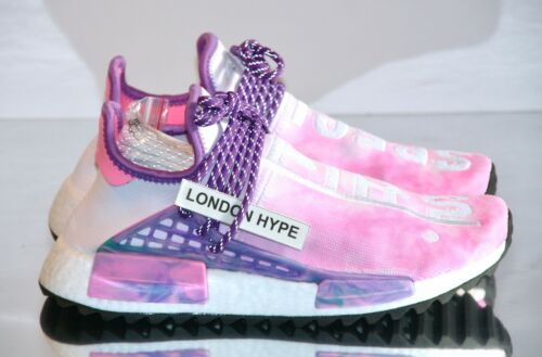 Holi Supercolour Nouveau Hu Pharrell Williams Uk7 5 Adidas X Original 100 Mc Nmd nBqFIB