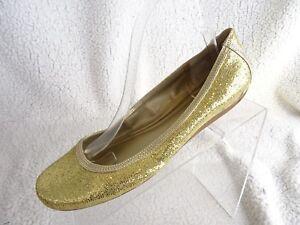 Nine-West-Women-039-s-Sz-8-5-M-WNPASSION-Ballerina-Style-Flats-Shoes
