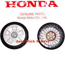OEM HONDA HRR216 HRR2162 HRR2163 HRR2164 Lawn Mower Set of 2 REAR DRIVE WHEELS