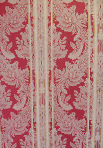 Designer-Damask-Stripe-Wallpaper-in-Red-and-Gold-per-Triple-Roll-11125990