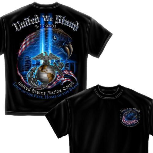 United We Stand Marine Corps T-Shirt