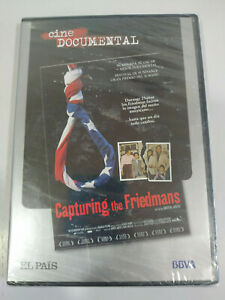 Capturing The Friedmans Andrew Jarecki - DVD Regione 2 Inglese Spagnolo Nuovo 2T