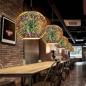 Uk modern 3d chandelier style glass ceiling lamp shade pendant light image is loading uk modern 3d chandelier style glass ceiling lamp mozeypictures