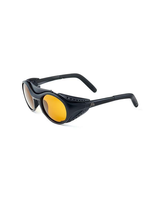 Fortis Eyewear Isolatoren Ampm Bernstein  Polarisiert Karpfenangeln