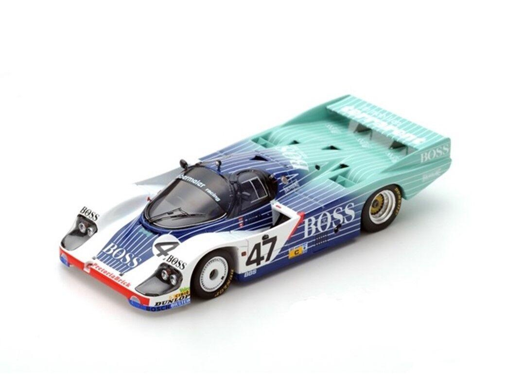 Porsche GFouche Graham Mans 956 1984 47 Le JLassig 1 Spark ZlPXiOkwuT
