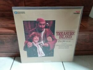 Treasure Island The Musical Laserdisc 1982 Christopher Cazenove Royal Philharmon