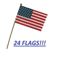 US Hand Flags Display Pack 4 x 6