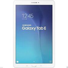 """SAMSUNG Galaxy TAB E  9.6"""" SM-T561 Wi-Fi + 3G 8Gb WHITE brandnew"""
