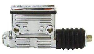 Chrome-Rear-Master-Cylinder-Assembly-for-Harley-Davidson-Sportster-XL-87-03