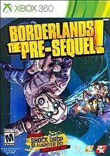 Lot of 10 NEW SEALED Borderlands: The Pre-Sequel (Microsoft Xbox 360, 2014)