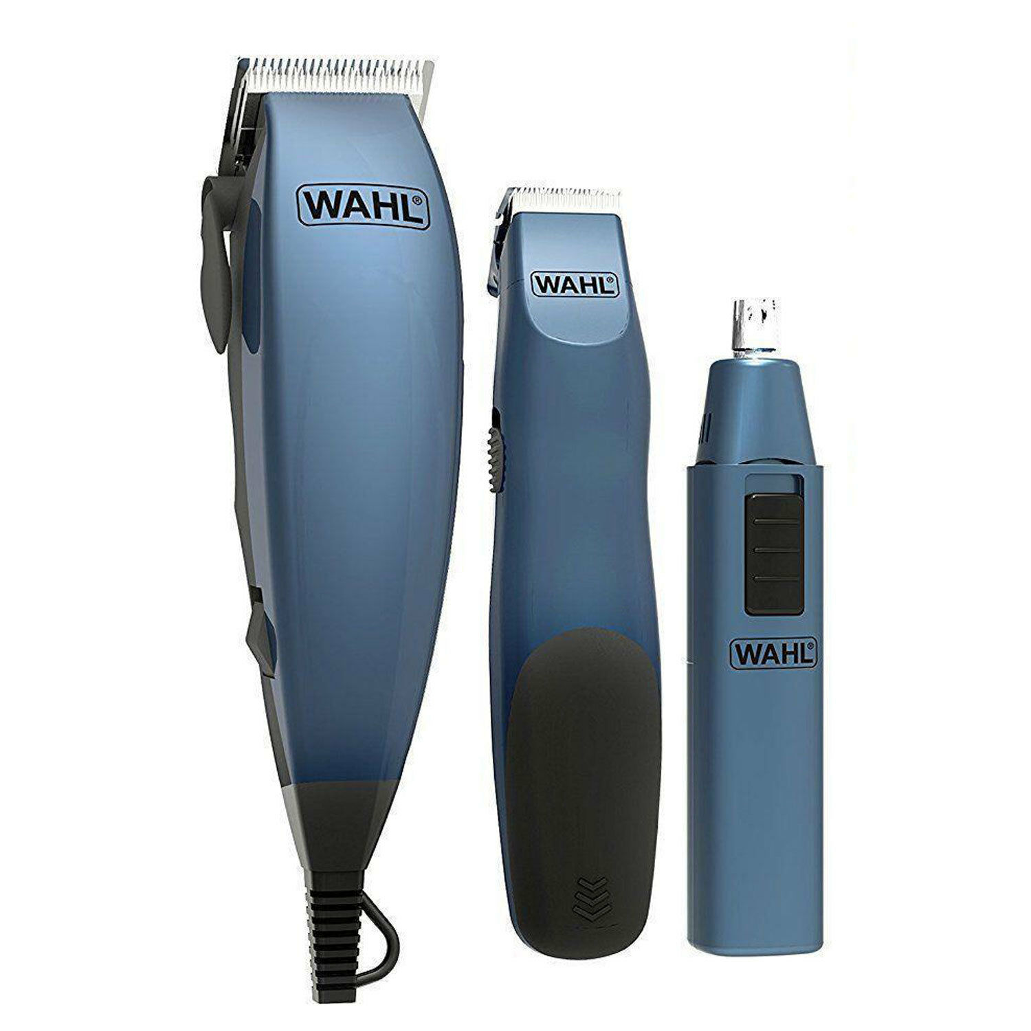 Wahl Complete Mains Hair Clipper Gift Set Beard Trimmer