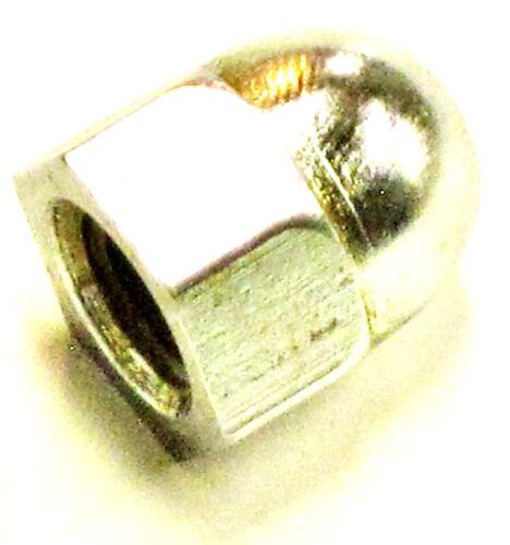 Stator Acorn Nut UNF 5//16 dome chrome Triumph 21-0544 S544 UK Made