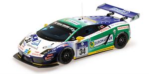 1 18 Lamborghini Gallardo n°34 Nurburgring 2011 1 18 • Minichamps 151111134