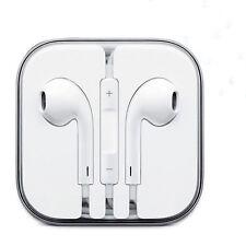 New OEM Original Genuine Apple iPhone 5 5S 6 6S EarPods Earphones W/Remote & Mic
