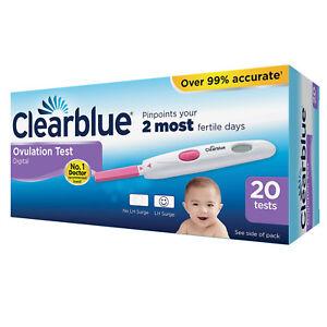 new test ovulation