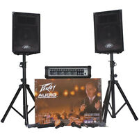 Peavey Audio Performer Pack Portable Pa System on sale