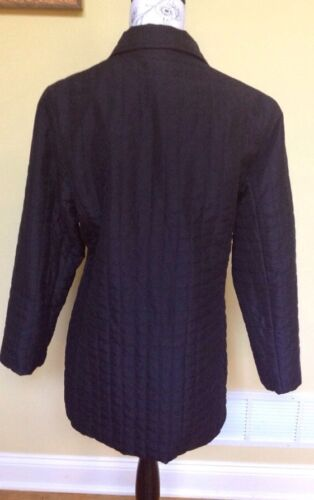 Medium Lilly Size Black Jacket Pulitzer rRvqwO7RI