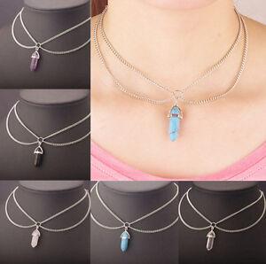 Elegant-Women-Crystal-Chain-Choker-Statement-Chunky-Collar-Pendant-Necklace