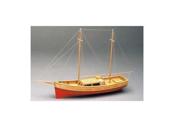 Mantua Capri. Motor Yacht 1 35 Scale (701)