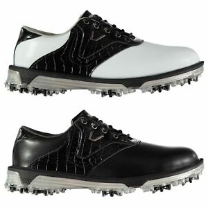 Slazenger-V500-Golf-Shoes-Mens-Spikes-Footwear